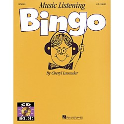 Hal Leonard Music Listening Bingo (8740828)