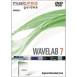 Hal Leonard Music Pro Guide Wavelab 7 Beginner/Intermediate DVD (321148)