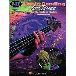 Hal Leonard Music Reading for Bass (Bass) (695203)