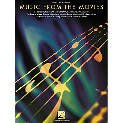 Hal Leonard Music from the Movies Piano, Vocal, Guitar Songbook (310804)