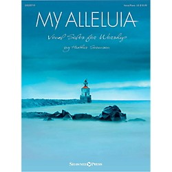 Hal Leonard My Alleluia - Vocal Solos For Worship Vocal Solo Book with Piano Accompaniment (35029719)