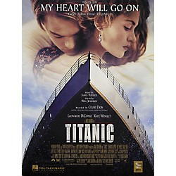 Hal Leonard My Heart Will Go on (Love Theme From Titanic) (351699)
