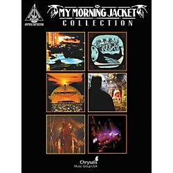 Hal Leonard My Morning Jacket Guitar Collection Tab Book (690996)