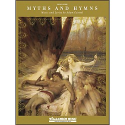 Hal Leonard Myths And Hymns Vocal Selections arranged for piano, vocal, and guitar (P/V/G) (313157)