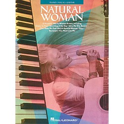 Hal Leonard Natural Woman Piano, Vocal, Guitar Songbook (310263)