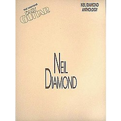 Hal Leonard Neil Diamond Anthology Easy Guitar Tab Songbook (699690)