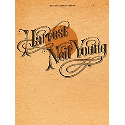 Hal Leonard Neil Young - Harvest Guitar Tab Songbook (690904)