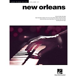 Hal Leonard New Orleans - Jazz Piano Solos Series Vol. 21 (312169)