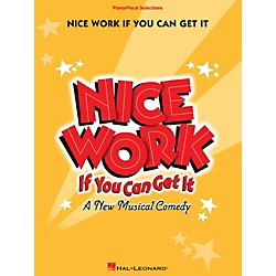 Hal Leonard Nice Work If You Can Get It - Piano/Vocal Selections (103051)