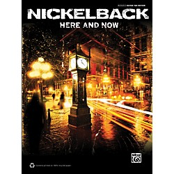 Hal Leonard Nickelback Here and Now Guitar TAB Book (703292)