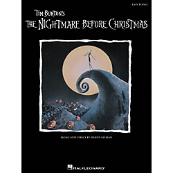 Hal Leonard Nightmare Before Christmas For Easy Piano (316108)