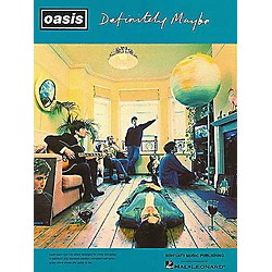 Hal Leonard Oasis Definitely Maybe Guitar Tab Songbook (690159)