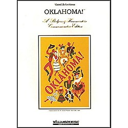 Hal Leonard Oklahoma! Commemorative Edition arranged for piano, vocal, and guitar (P/V/G) (1121041)