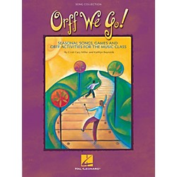 Hal Leonard Orff We Go! - Seasonal Songs, Games and Orff Activities for the Music Class (9971670)