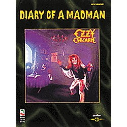 Hal Leonard Ozzy Osbourne Diary of a Madman Guitar Tab Songbook (2501277)