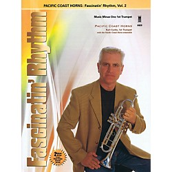 Hal Leonard Pacific Coast Horns - Fascinatin' Rhythm Vol. 2 for Trumpet Book/2CD (400778)