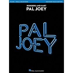 Hal Leonard Pal Joey Vocal Selections arranged for piano, vocal, and guitar (P/V/G) (312313)