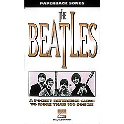 Hal Leonard Paperback Songs - Pocketsize Beatles Guitar Tab Book (702008)