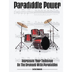Hal Leonard Paradiddle Power Drum Book (6620034)