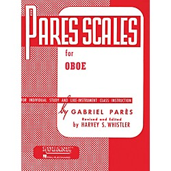 Hal Leonard Pares Scales For Oboe (4470510)
