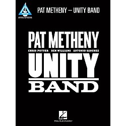 Hal Leonard Pat Metheny - Unity Band Guitar Tab Songbook (118836)