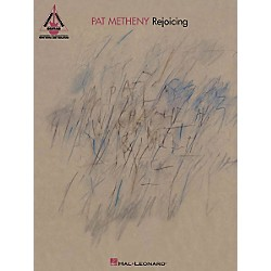 Hal Leonard Pat Metheny Rejoicing Guitar Tab Songbook (690565)