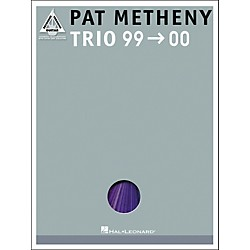 Hal Leonard Pat Metheny Trio '99-'00 Guitar Tab Songbook (690558)