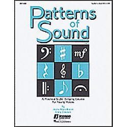 Hal Leonard Patterns of Sound Teacher's Edition - Volume 1 Book (40216089)
