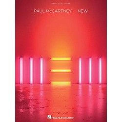 Hal Leonard Paul Mccartney - New for Piano/Vocal/Guitar (124315)
