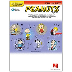 Hal Leonard Peanuts For Trumpet - Instrumental Play-Along Book/CD (842434)
