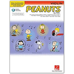 Hal Leonard Peanuts For Violin - Instrumental Play-Along Book/CD (842437)