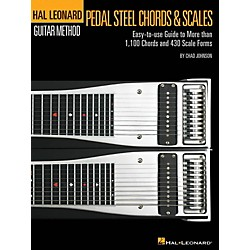 Hal Leonard Pedal Steel Chords & Scales - Hal Leonard Pedal Steel Method Series Book (696608)
