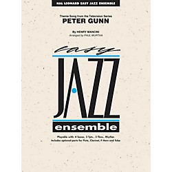 Hal Leonard Peter Gunn - Easy Jazz Ensemble Series Level 2 (7011909)