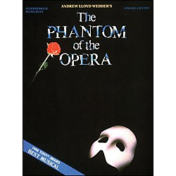 Hal Leonard Phantom Of The Opera 1 Piano 4 Hands Intermediate Piano Duet (313035)