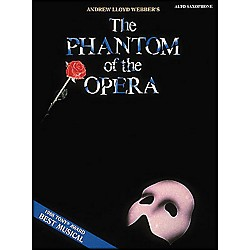 Hal Leonard Phantom Of The Opera For Alto Saxophone (850203)