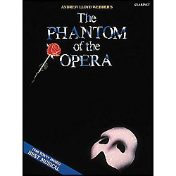 Hal Leonard Phantom Of The Opera For Clarinet (850202)