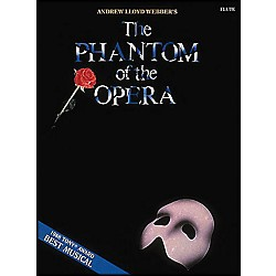 Hal Leonard Phantom Of The Opera For Flute (850201)