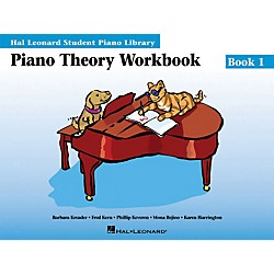 Hal Leonard Piano Theory Workbook 1 HLSPL (296023)