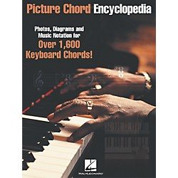 Hal Leonard Picture Chord Encyclopedia for Keyboard (290528)