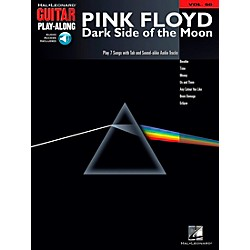Hal Leonard Pink Floyd - Dark Side of the Moon Guitar Play-Along Volume 68 Book and CD (699809)