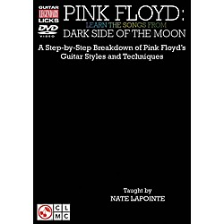 Hal Leonard Pink Floyd - Learn the Songs from Dark Side of the Moon DVD (2500919)
