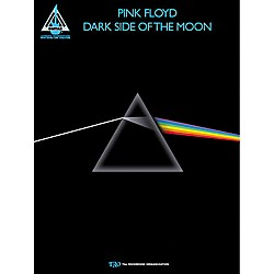 Hal Leonard Pink Floyd Dark Side of the Moon Guitar Tab Book (690428)
