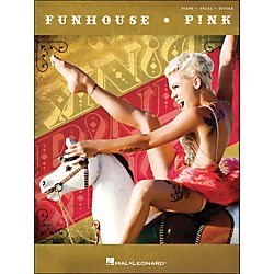 Hal Leonard Pink Funhouse arranged for piano, vocal, and guitar (P/V/G) (307041)
