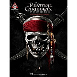 Hal Leonard Pirates Of The Caribbean - On Stranger Tides (Featuring Rodrigo Y Gabriela) Guitar Tab Songbook (691145)