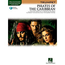 Hal Leonard Pirates Of The Caribbean For Trumpet Instrumental Play- Along Book/CD (842187)