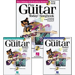 Hal Leonard Play Guitar Today Pack (Book/CD) (699683)