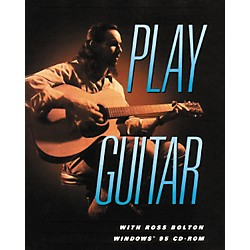 Hal Leonard Play Guitar with Ross Bolton (CD-ROM) (451002)