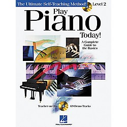 Hal Leonard Play Piano Today! - Level 2 (842040)