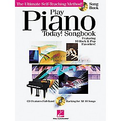 Hal Leonard Play Piano Today! Songbook (842041)