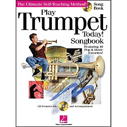 Hal Leonard Play Trumpet Today! Songbook CD/Pkg (842054)